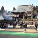 成田山新勝寺が混雑しているので混雑を避けて芝山仁王尊に行く!