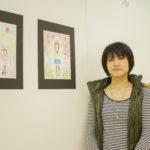 新ともえさんのイラスト展「はじまりのおと~少女の夢が花開くとき」に行ってきました!